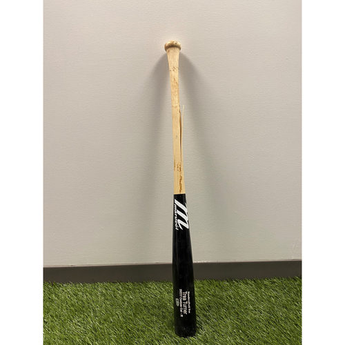 Photo of Trea Turner Game-Used Broken Bat - Single - 9/3/20