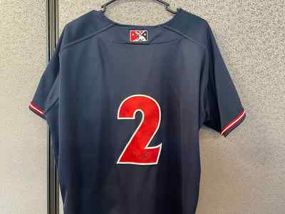 Eddy Diaz Game-Used & Autographed Growers Jersey