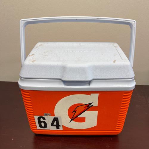 Photo of Minnesota Twins:  Team-Issued 2020 Personal Gatorade Cooler #64 - Willians Astudillo
