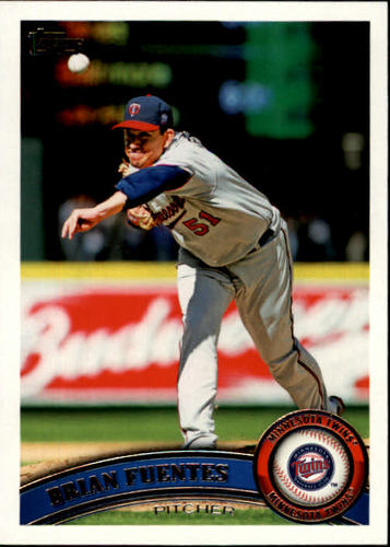 Photo of 2011 Topps #54 Brian Fuentes
