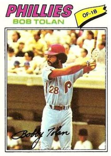 Photo of 1977 Topps #188 Bob Tolan