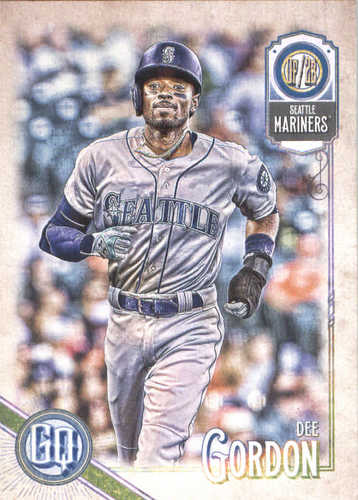 Photo of 2018 Topps Gypsy Queen #299 Dee Gordon