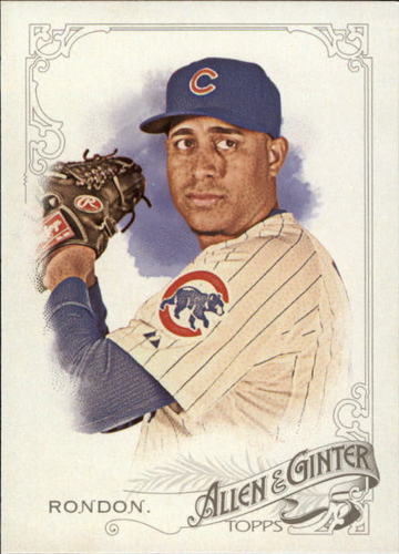Photo of 2015 Topps Allen and Ginter #59 Hector Rondon