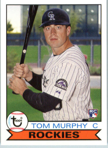 Photo of 2016 Topps Archives #174 Tom Murphy RC