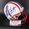 HOF - Oilers Warren Moon Signed Proline Helmet