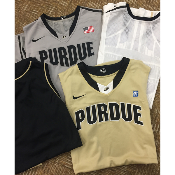 Photo of Purdue Men's Basketball (Blank) Jersey Grab Bag