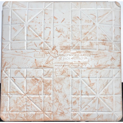 Photo of 2019 Mexico Series Game Used 1st Base- Innings 7-9 - 5/5/19