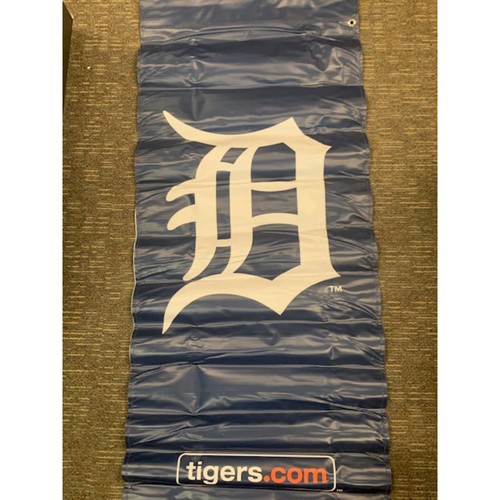 Photo of Team-Issued Olde English D Banner