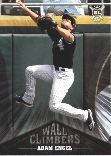 Photo of 2019 Topps Big League Wall Climbers #WC7 Adam Engel