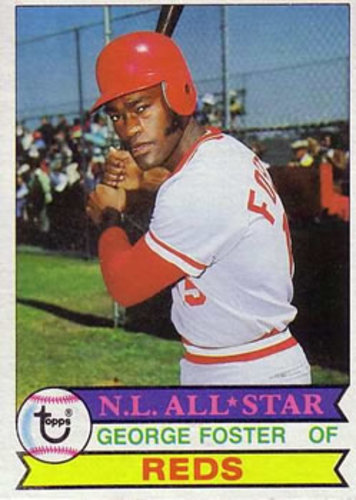 Photo of 1979 Topps #600 George Foster