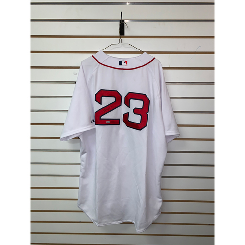 Photo of Blake Swihart Autographed Authentic Home Jersey