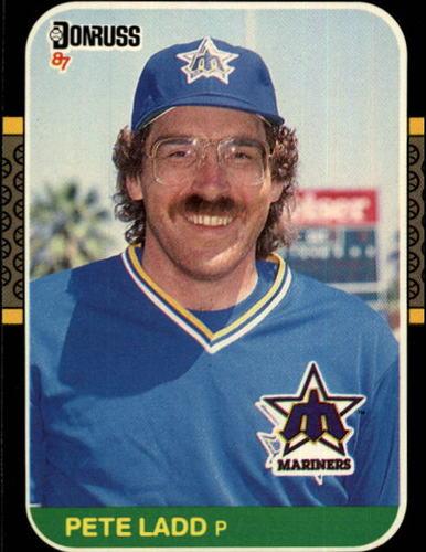 Photo of 1987 Donruss #660 Pete Ladd