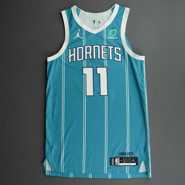 Image of Cody Martin - Charlotte Hornets - Game-Worn Icon Edition Jersey