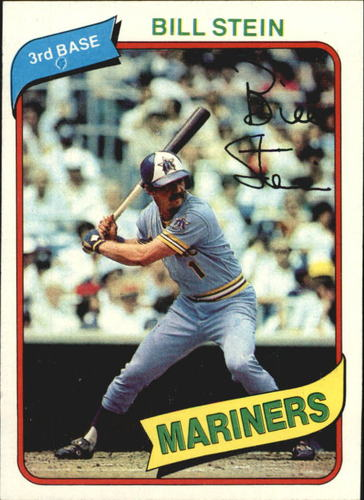 Photo of 1980 Topps #226 Bill Stein