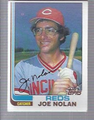 Photo of 1982 Topps #327 Joe Nolan