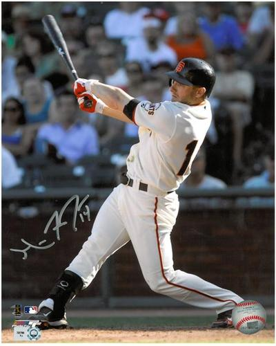 Photo of Mike Fontenot Autographed 8x10 Photo