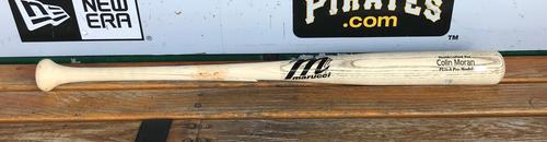 Photo of Colin Moran Game-Used Broken Bat