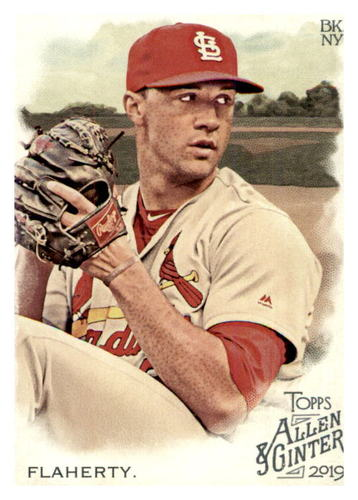 Photo of 2019 Topps Allen and Ginter #193 Jack Flaherty
