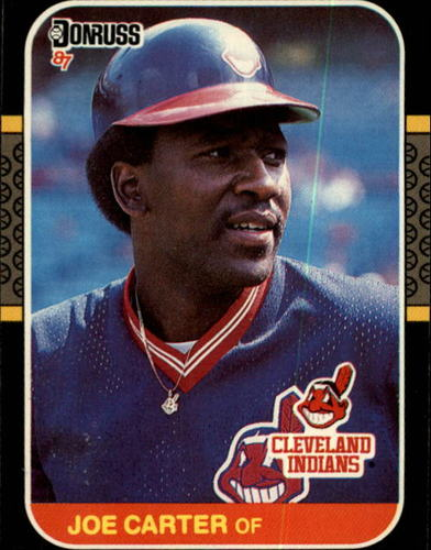 Photo of 1987 Donruss #156 Joe Carter