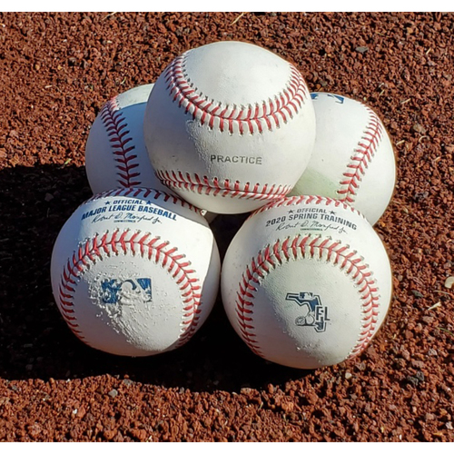 Photo of 2020 Citizens Bank Park Mystery Batting Practice Home Run Ball