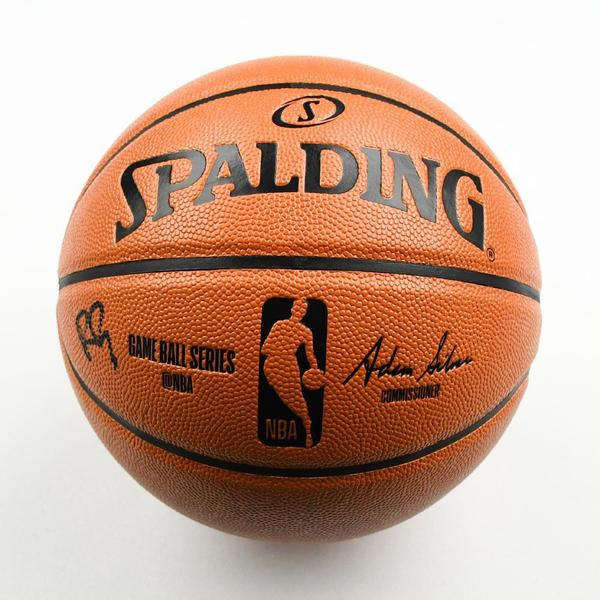 Image of RJ Barrett - New York Knicks - 2019 NBA Draft Class - Autographed Basketball