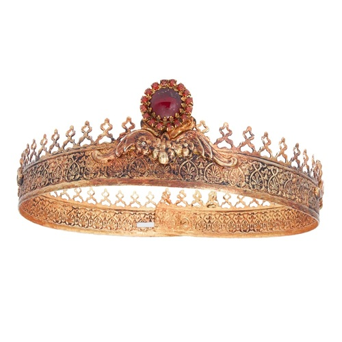 Photo of Elizabeth's Wedding Crown