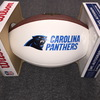 Panthers - Mike Tolbert signed panel ball w/ Panthers logo