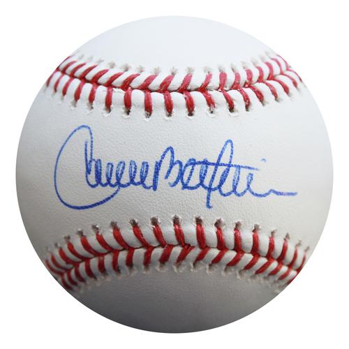 Photo of Autographed Baseball: Carlos Beltran