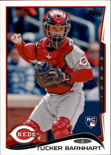 Photo of 2014 Topps Update #US172 Tucker Barnhart RC