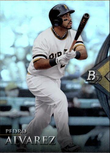 Photo of 2014 Bowman Platinum #67 Pedro Alvarez