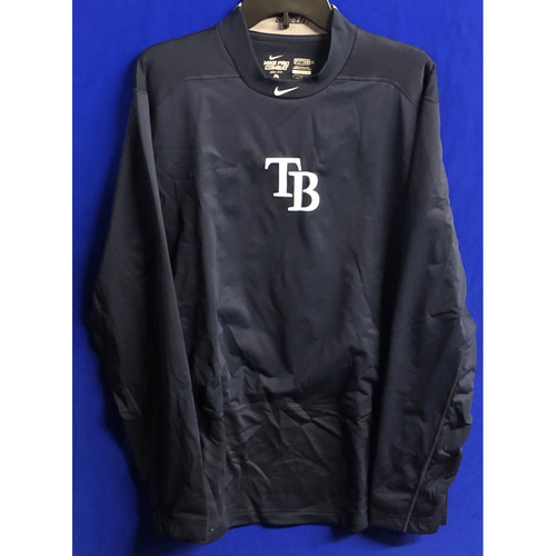 Photo of Rays Baseball Foundation: Team Issued Hyper Warm Shield Long Sleeve