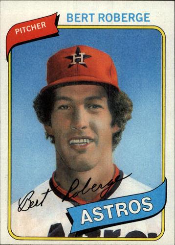 Photo of 1980 Topps #329 Bert Roberge RC