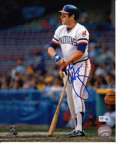 Photo of Mike Hargrove Autographed 8x10