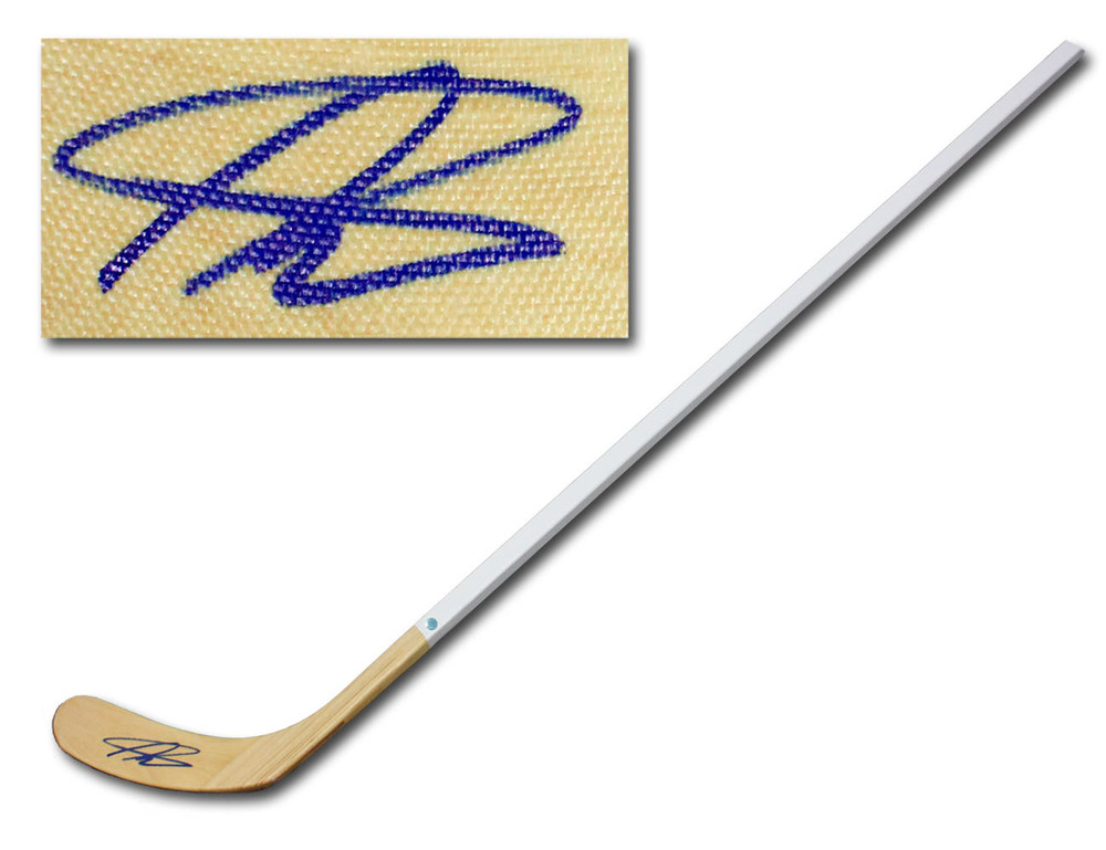 Nolan Patrick Autographed Wood Hockey Stick - Philadelphia Flyers