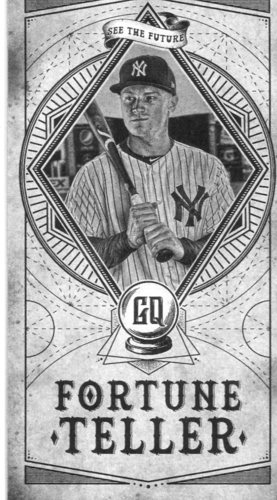 Photo of 2018 Topps Gypsy Queen Fortune Teller Mini #FTM18 Clint Frazier