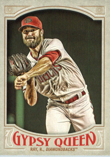 Photo of 2016 Topps Gypsy Queen #282 Robbie Ray