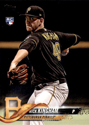Photo of 2018 Topps Update #US201 Nick Kingham RC