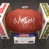 NFL - Chargers Melvin Ingram signed authentic football