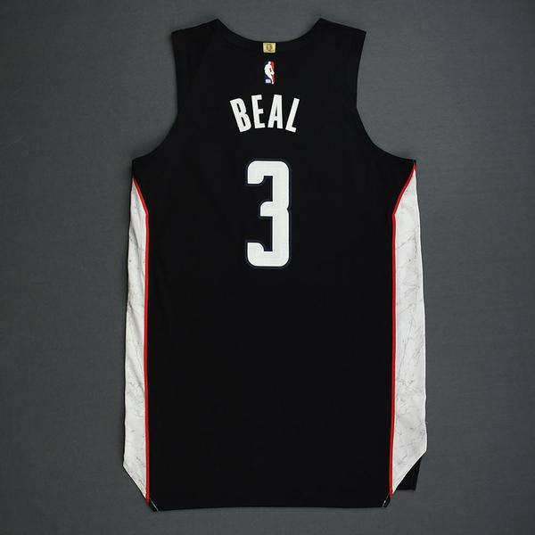buy online 61e7b 2db7d Bradley Beal - Washington Wizards - 2018-19 Season - Game ...