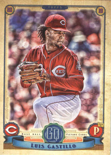 Photo of 2019 Topps Gypsy Queen #237 Luis Castillo
