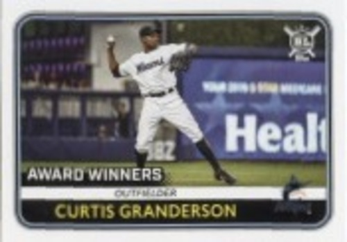 Photo of 2020 Topps Big League #282 Curtis Granderson AW