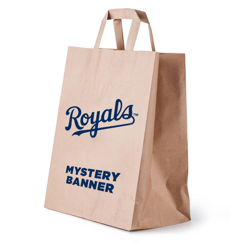 Photo of Kansas City Royals Mystery Banner