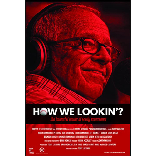 Photo of How we Lookin'? The Immortal Words of Marty Brennaman DVD