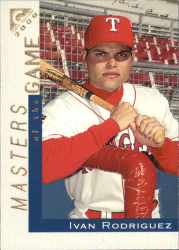 Photo of 2000 Topps Gallery #115 Ivan Rodriguez MAS