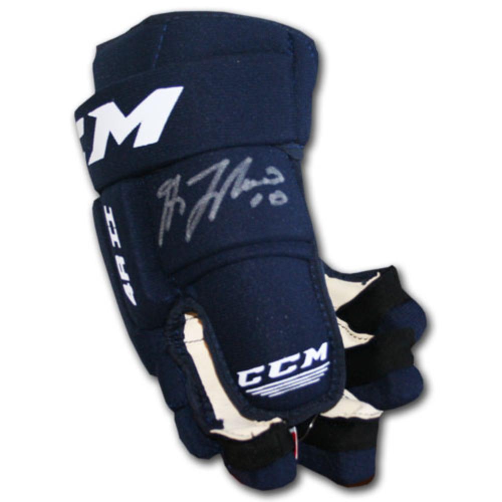 Guy Lafleur Autographed CCM Hockey Glove (Montreal Canadiens)