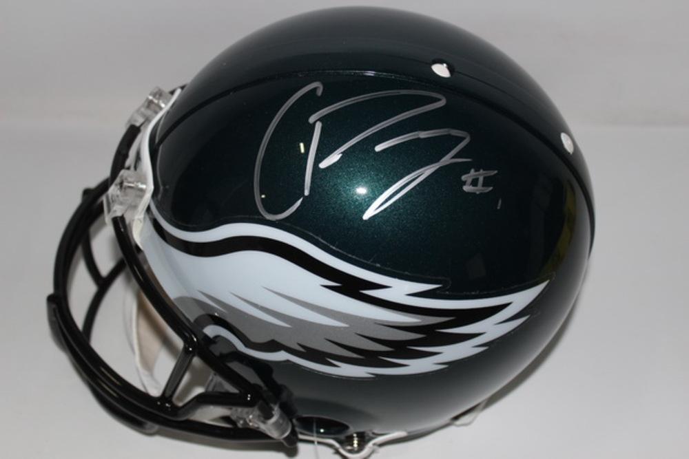 NFL - EAGLES CODY PARKEY SIGNED EAGLES PROLINE HELMET