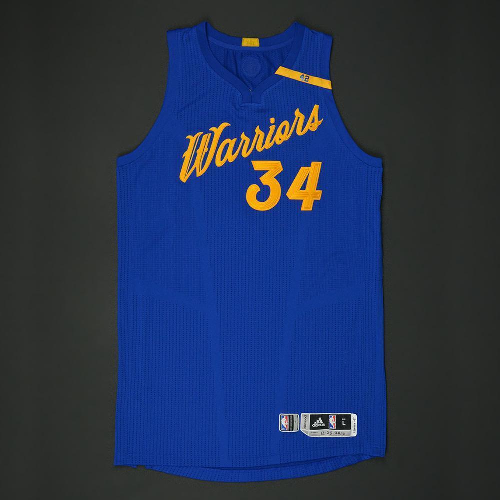new style a7b9d acfee Shaun Livingston - Golden State Warriors - NBA Christmas Day ...
