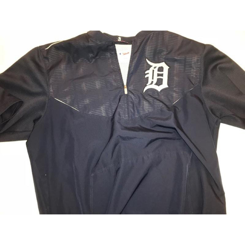 Photo of Ian Kinsler Home Batting Practice Jacket