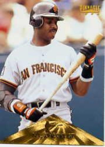 Photo of 1996 Pinnacle #199 Barry Bonds CL
