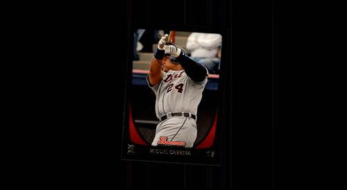 Photo of 2011 Bowman #47 Miguel Cabrera